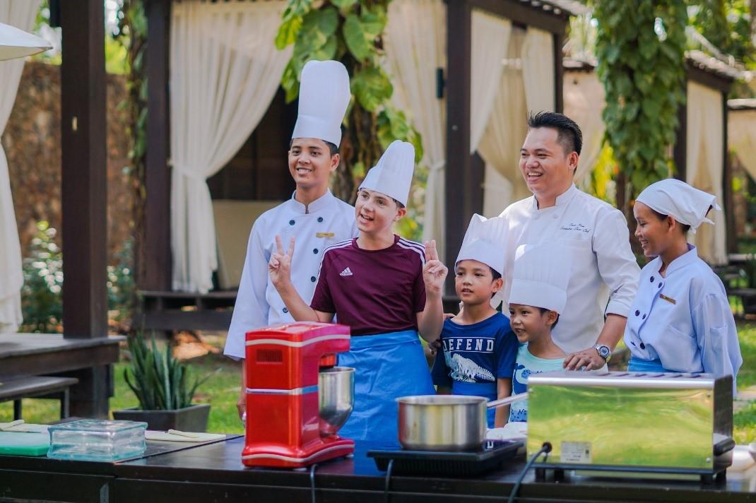 Popular Kids' Fun Activities in Siem Reap