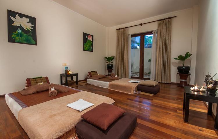 The Spa - Treatment Room