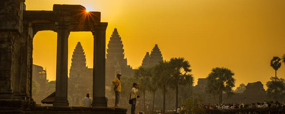 Angkor Visitor Code of Conduct