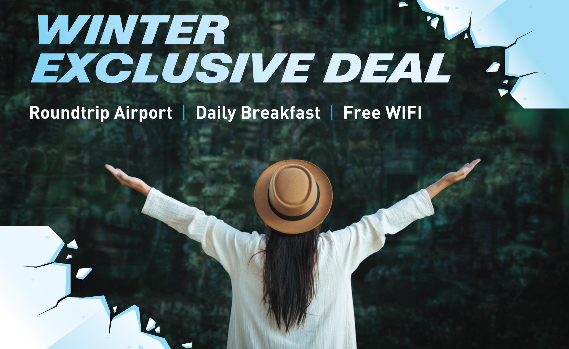 Winter Exclusive Deal